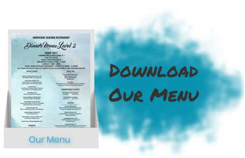 Download the Hurricane Rooftop Menu